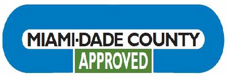 Miami-Dade Approved