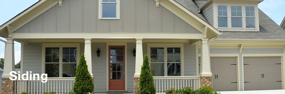 Project type: Lapboard Siding
