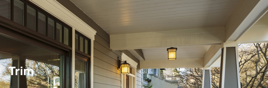 Project type: Exterior Wood Trim