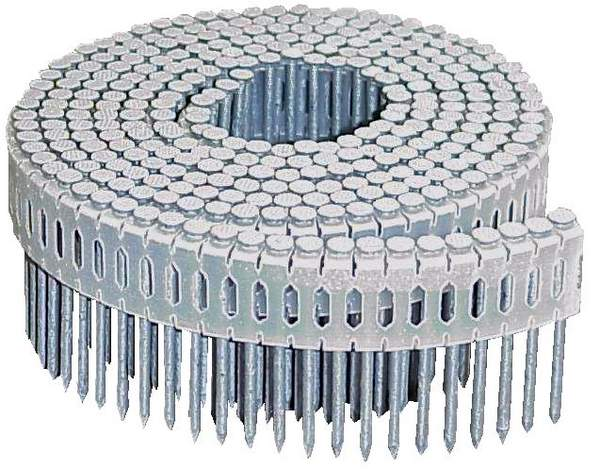 0° Hot-Dip Galvanized Fiber Cement Siding Nails for Fiber Cement Siding
