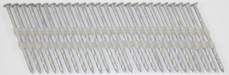 20° Hot-Dip Galvanized Spiral Shank Box & Siding Nails for Fiber Cement Siding