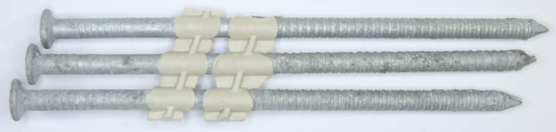 20° Hot-Dip Galvanized Nails for Heavy Duty Applications for Post Frame/Pole Barn