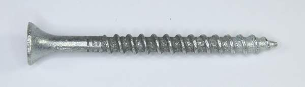 Hot-Dip Galvanized Phillips Head Decking Screw for PVC/Composite Decking