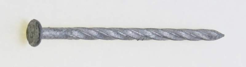 Hot-Dip Galvanized Gutter Hanger Nails for Gutter Hangers