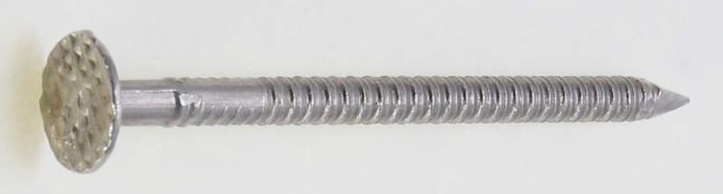 Stainless Steel (304) Ring Shank Roofing Nails for Asphalt Roofing