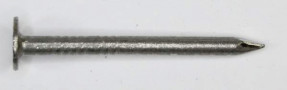 Stainless Steel (304) Plain Shank Roofing Nails