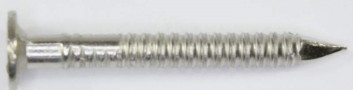 Stainless Steel (304) Vinyl Siding Nails